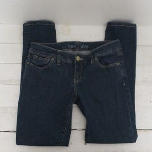 ❤THE LIMITED SKINNY 678 ANKLE JEANS, SIZE 6
